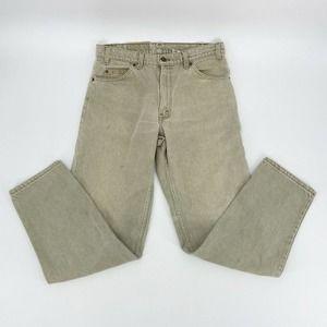 Vtg Levis 550 Orange Tab High Waisted Mom Jeans